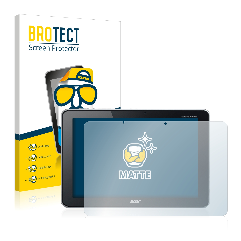 Matná ochranná fólie BROTECT pro Acer Iconia Tab A700, 2 ks