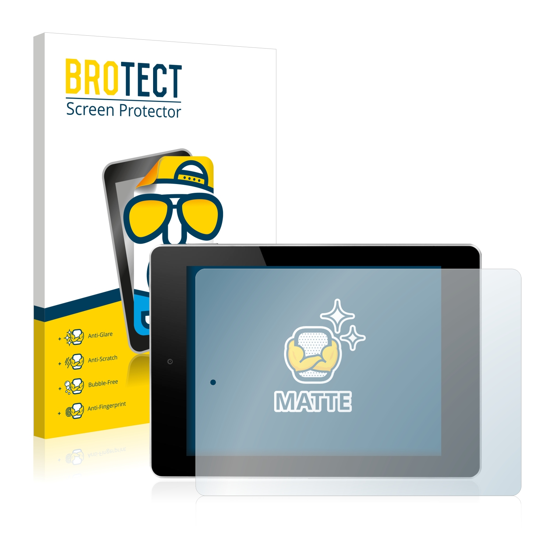 Matná ochranná fólie BROTECT pro Acer Iconia Tab A1-810, 2 ks