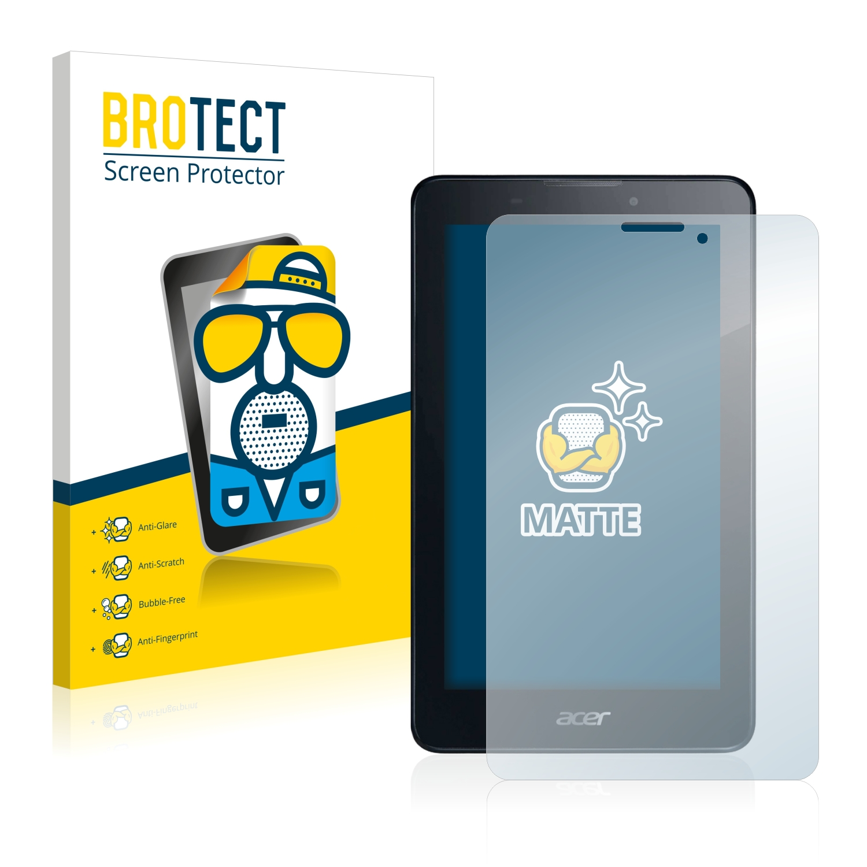 Matná ochranná fólie BROTECT pro Acer Iconia Tab A1-713HD, 2 ks