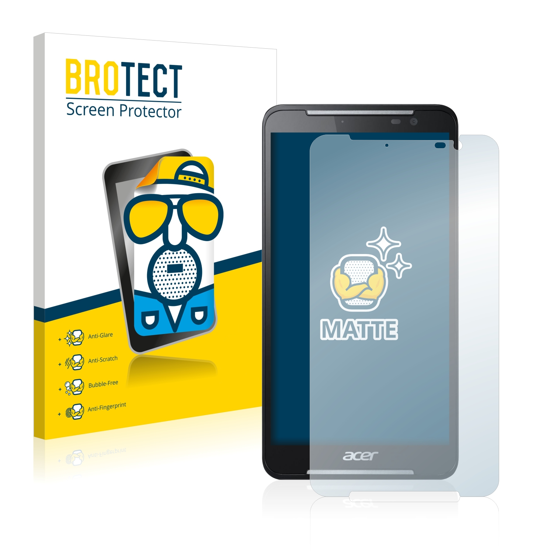 Matná ochranná fólie BROTECT pro Acer Iconia Talk S A1-724, 2 ks