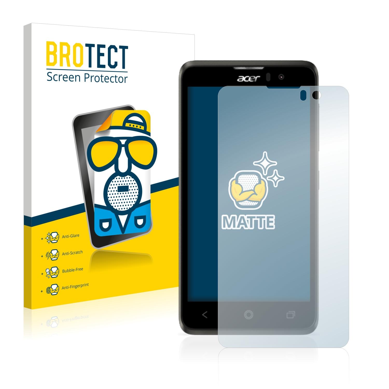 Matná ochranná fólie BROTECT pro Acer Liquid Z520 Plus, 2 ks