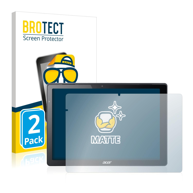 Matná ochranná fólie BROTECT pro Acer Switch Alpha 12, 2 ks