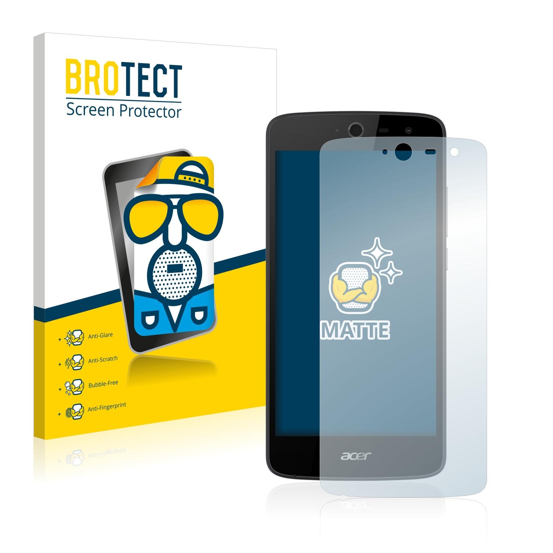 Matná ochranná fólie BROTECT pro Acer Liquid Zest, 2 ks