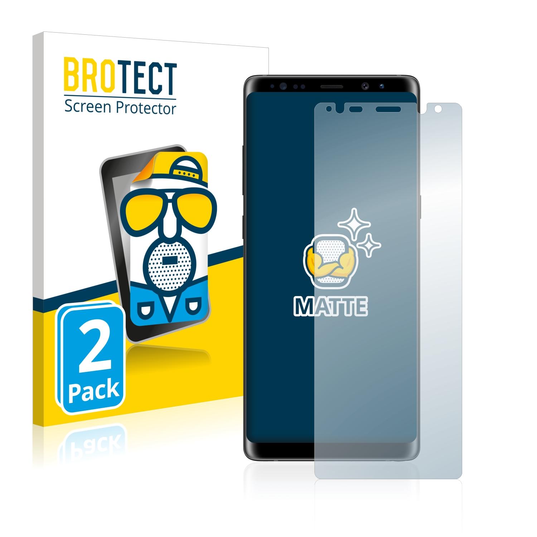 Matná ochranná fólie BROTECT pro Samsung Galaxy Note 8, 2 ks