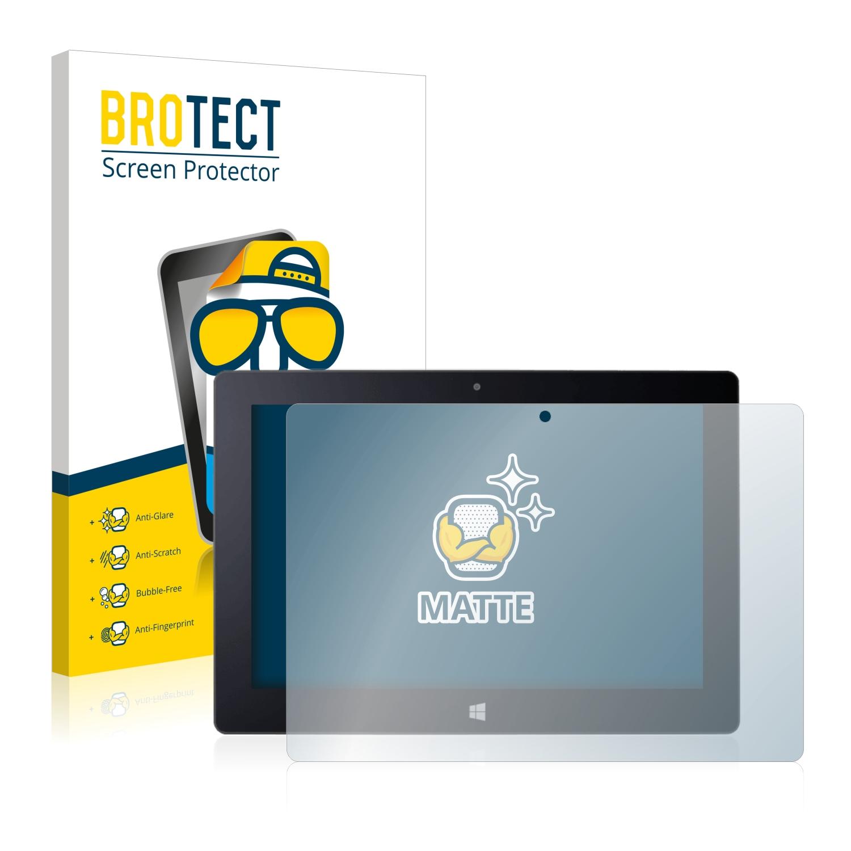 Matná ochranná fólie BROTECT pro Acer Switch One 10 SW1-011-14 UQ, 2 ks