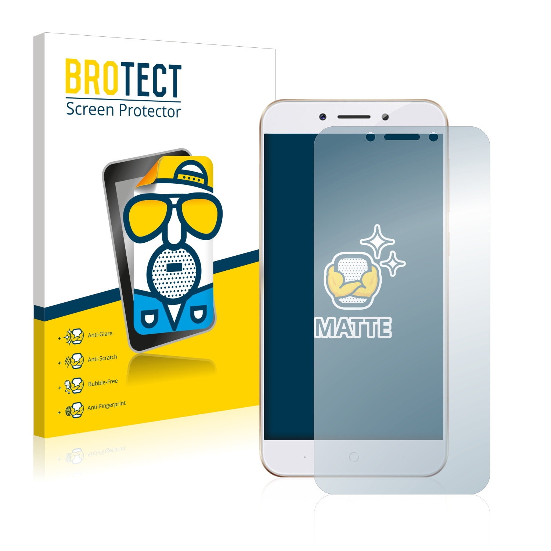 Matná ochranná fólie BROTECT pro 360 Mobile N5, 2 ks