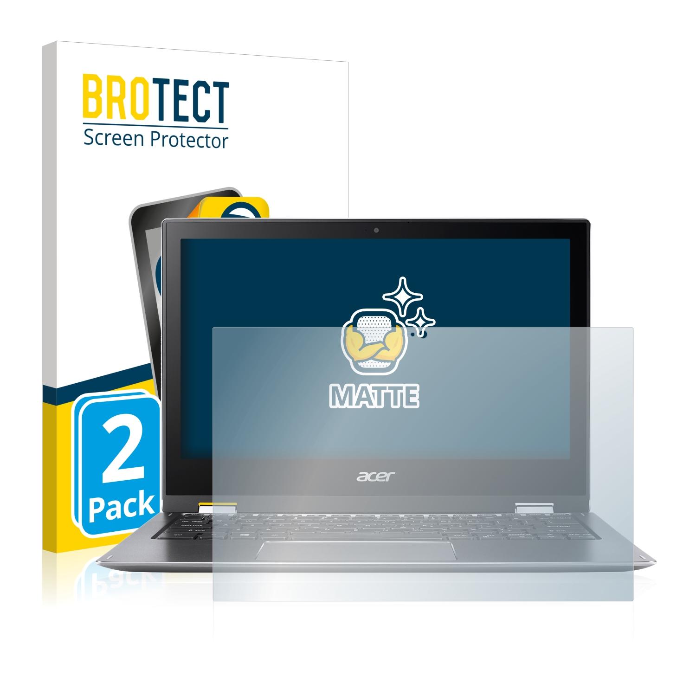 Matná ochranná fólie BROTECT pro Acer Spin 1 SP111-32N, 2 ks