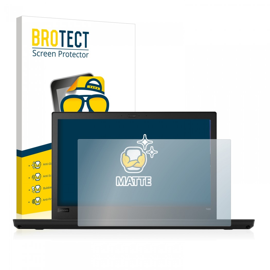 BROTECT® Matte Screen Protector for Lenovo ThinkPad T480