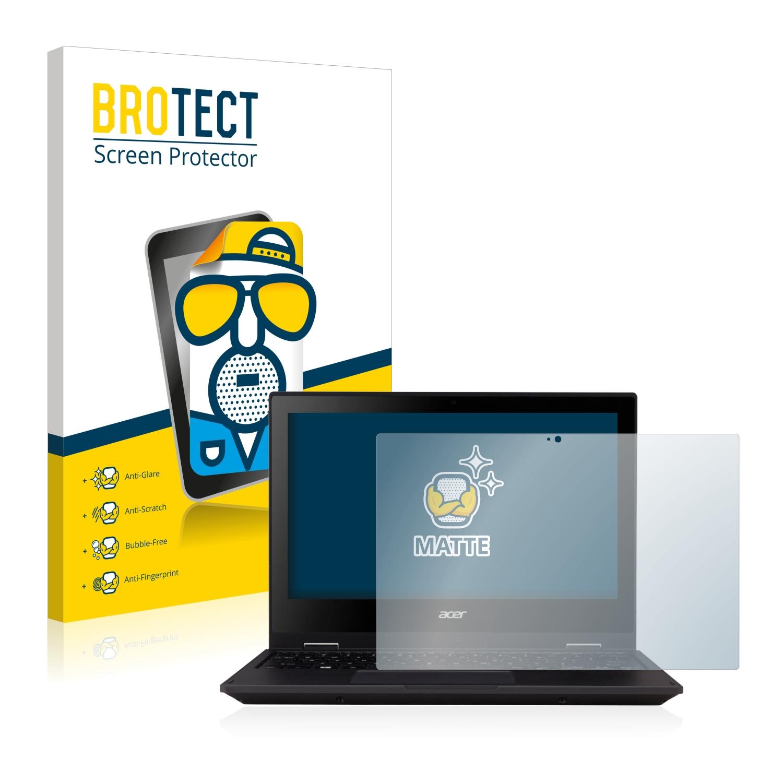 Matná ochranná fólie BROTECT pro Acer TravelMate B118, 2 ks