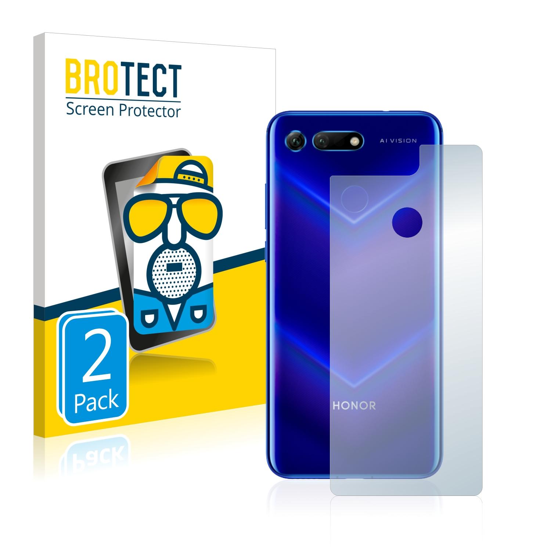 Matná ochranná fólie BROTECT pro Huawei Honor View 20 (Zadní strana), 2 ks