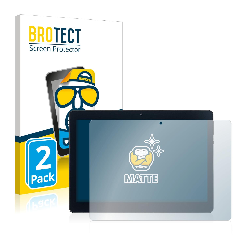 Matná ochranná fólie BROTECT pro Acepad A140 10.1, 2 ks