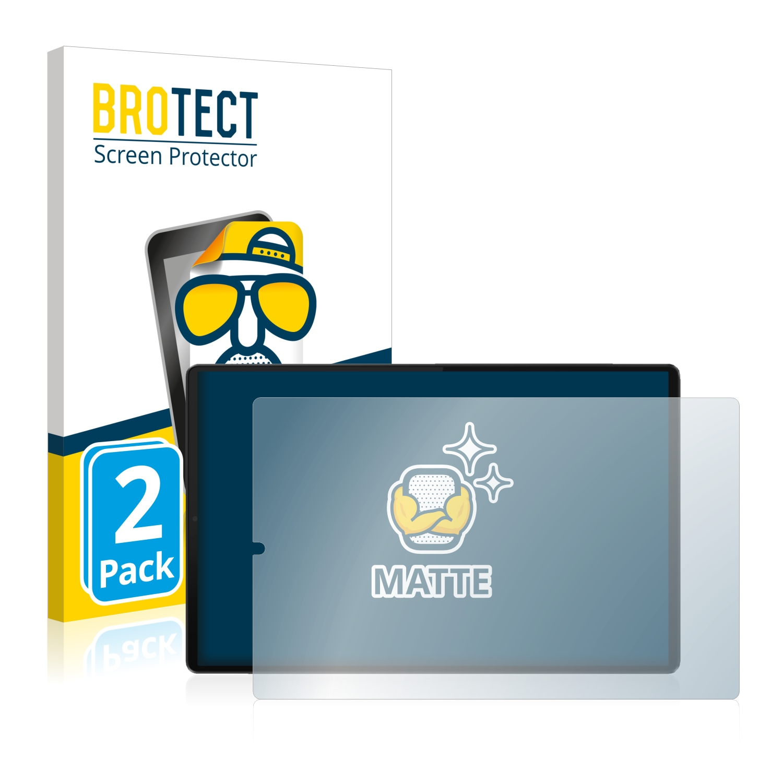 BROTECT Entspiegelungs-Schutzfolie kompatibel mit Lenovo ThinkPad T460s UltraBook Displayschutz-Folie Matt Anti-Reflex Anti-Fingerprint