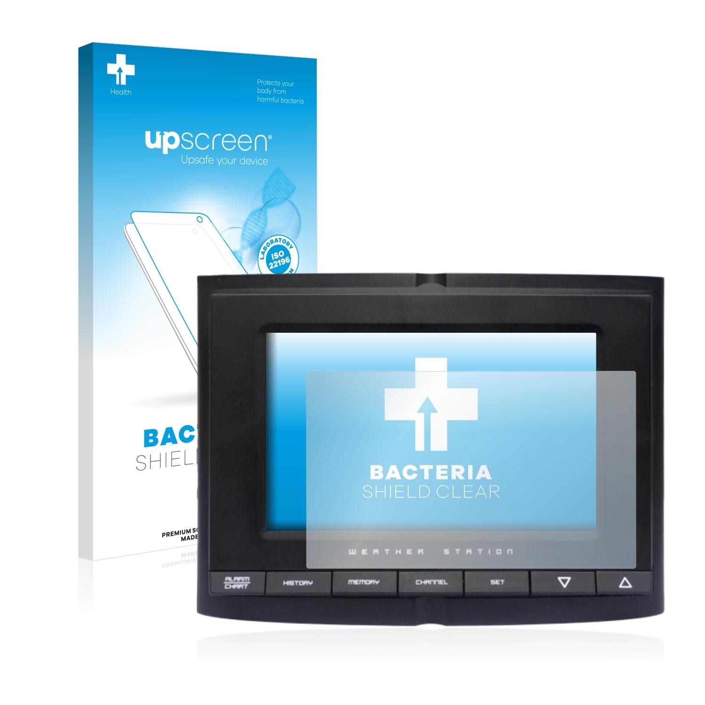 Antibakteriální fólie upscreen Bacteria Shield pro Smartwares Wireless Weather Station SHS-45000EU