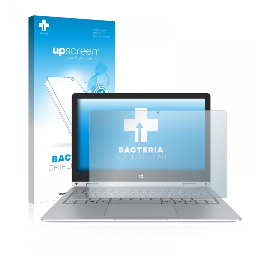 trekstor primebook c11  upscreen® Bacteria Shield Clear Premium Screen Protector Anti ...