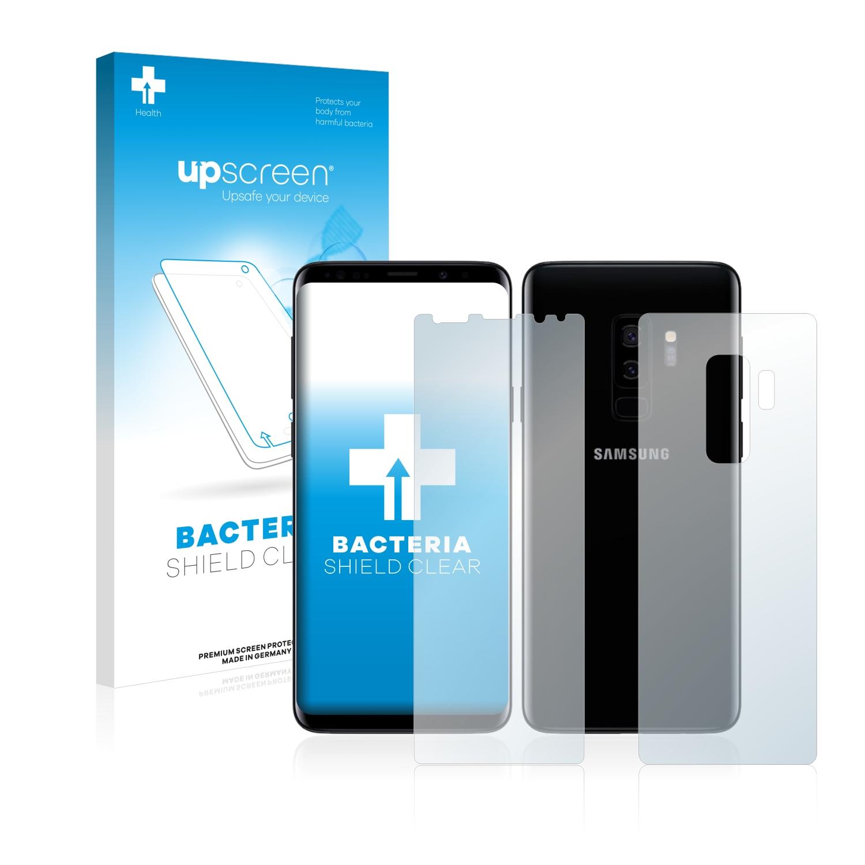 Antibakteriální fólie upscreen Bacteria Shield pro Samsung Galaxy S9 Plus (Přední strana + Zadní strana)