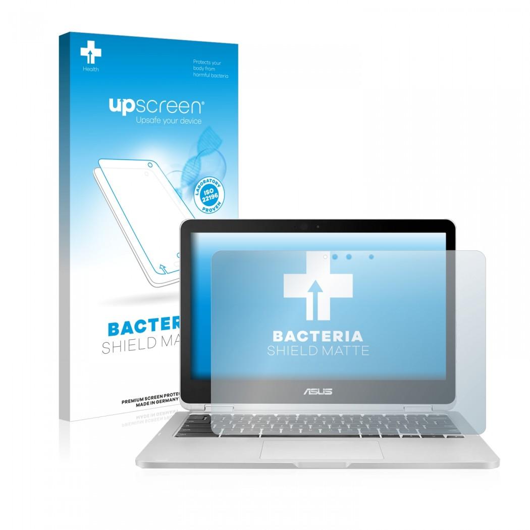 upscreen® Bacteria Shield Matte Protector for Asus Chromebook Flip C302