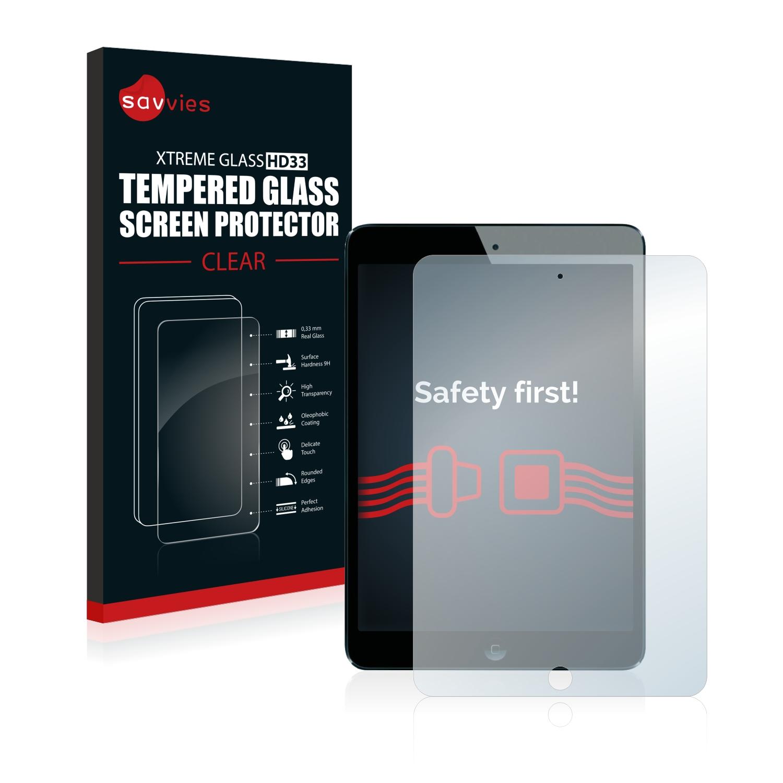 Tvrzené sklo Savvies Xtreme Glass HD33 pro Apple iPad Mini