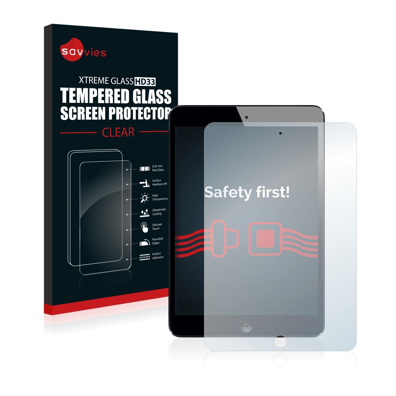 Tvrzené sklo Savvies Xtreme Glass HD33 pro Apple iPad Mini 2
