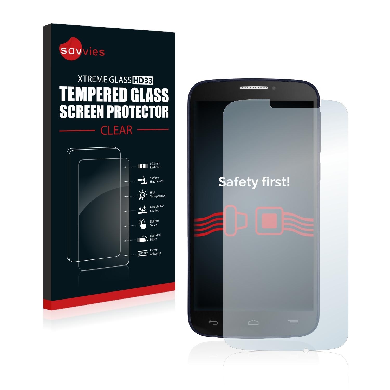 Tvrzené sklo Savvies Xtreme Glass HD33 pro Alcatel One Touch Pop C7 7041D