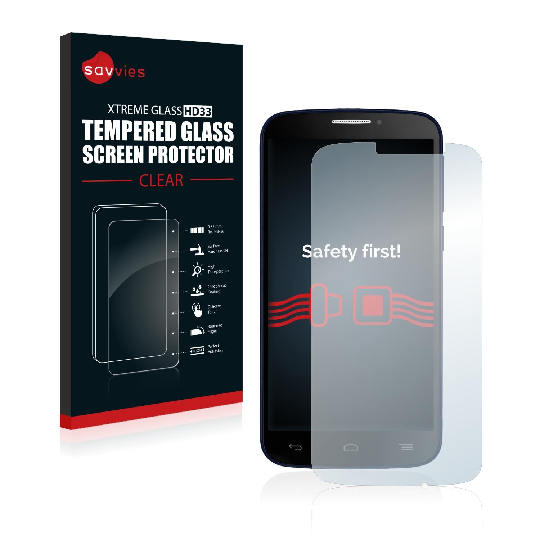 Tvrzené sklo Savvies Xtreme Glass HD33 pro Alcatel One Touch Pop C7
