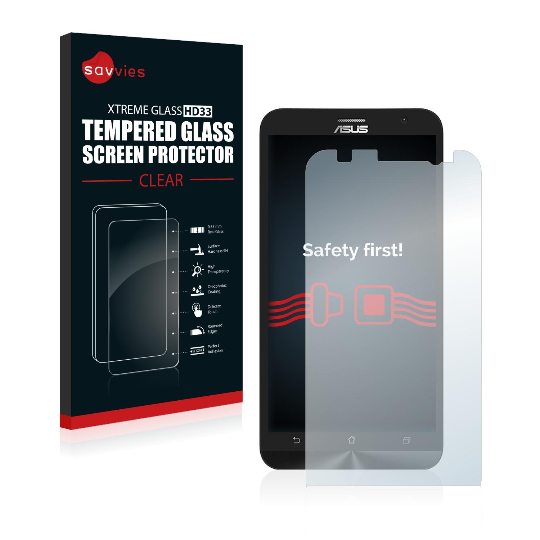 Tvrzené sklo Savvies Xtreme Glass HD33 pro Asus ZenFone 2 ZE550ML