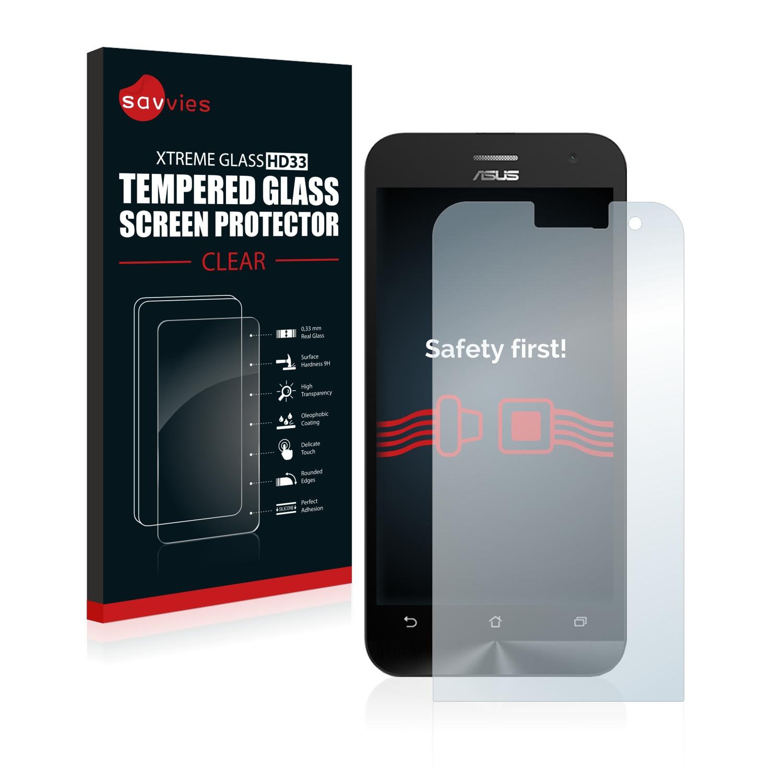 Tvrzené sklo Savvies Xtreme Glass HD33 pro Asus ZenFone 2 ZE500CL
