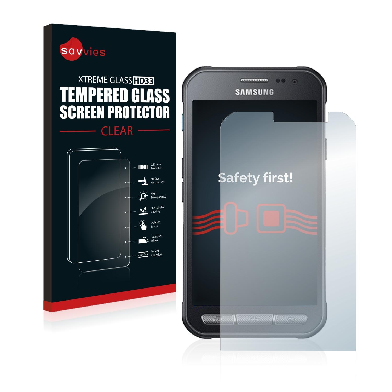 VITRE PROTECTION VERRE TREMPE Samsung Galaxy Xcover 3 Film protecteur écran