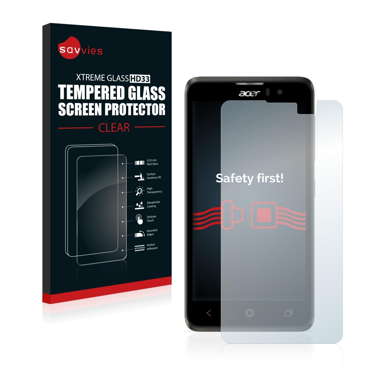 Tvrzené sklo Savvies Xtreme Glass HD33 pro Acer Liquid Z520
