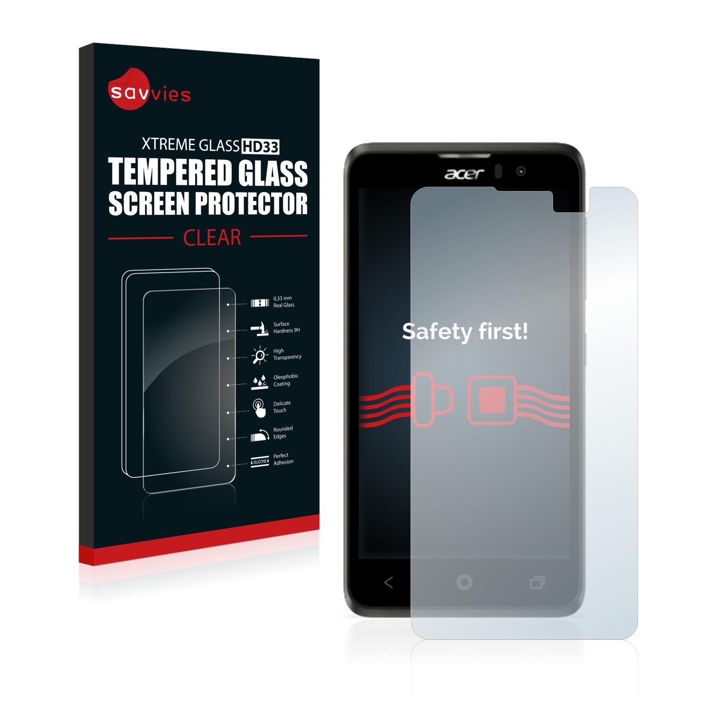 Tvrzené sklo Savvies Xtreme Glass HD33 pro Acer Liquid Z520 Plus