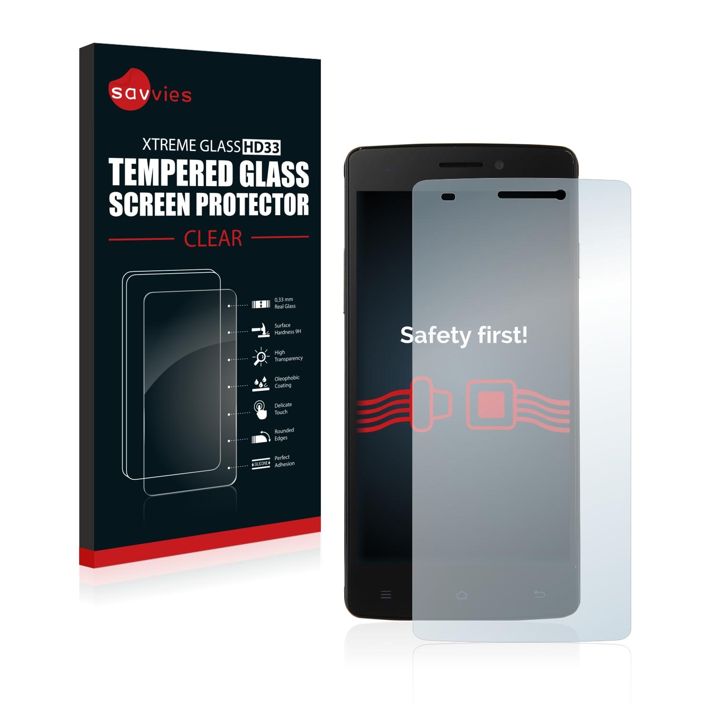 Tvrzené sklo Savvies Xtreme Glass HD33 pro Cubot X12