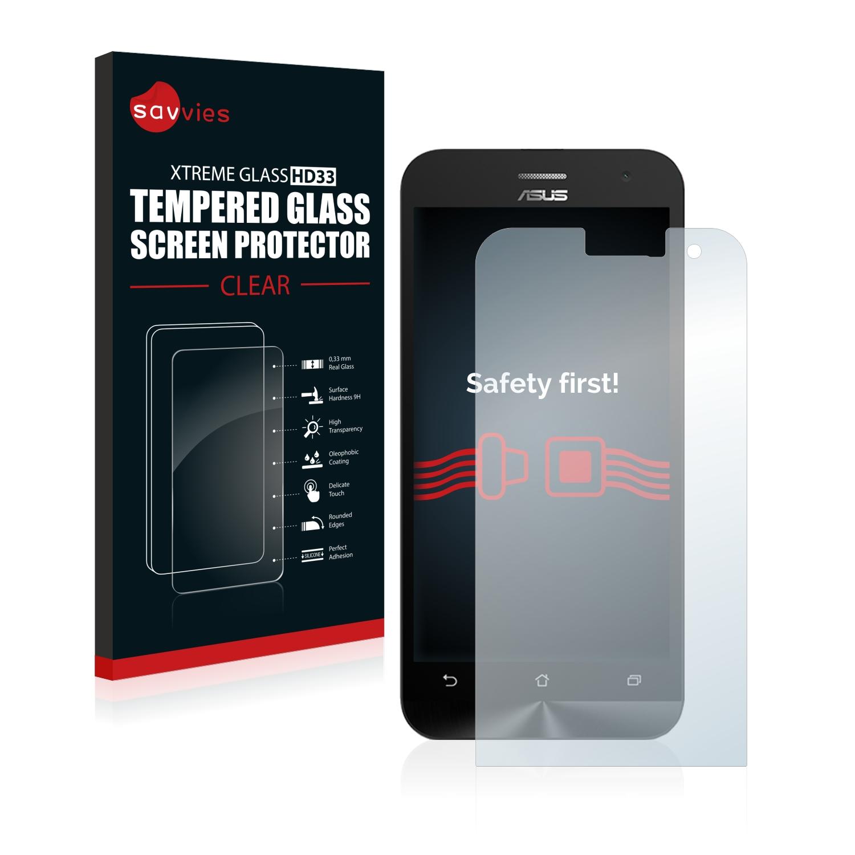 Tvrzené sklo Savvies Xtreme Glass HD33 pro Asus ZenFone 2E