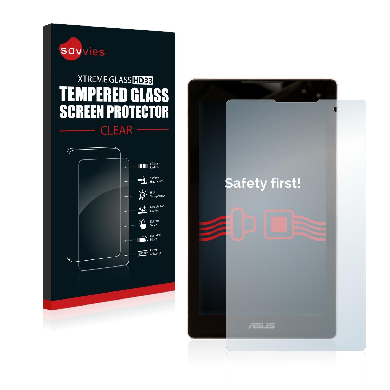 Tvrzené sklo Savvies Xtreme Glass HD33 pro Asus ZenPad C 7.0 Z170CG