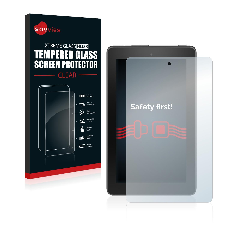 Tvrzené sklo Savvies Xtreme Glass HD33 pro Amazon Fire (2015)