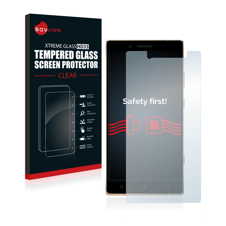 Tvrzené sklo Savvies Xtreme Glass HD33 pro BLU Pure XL
