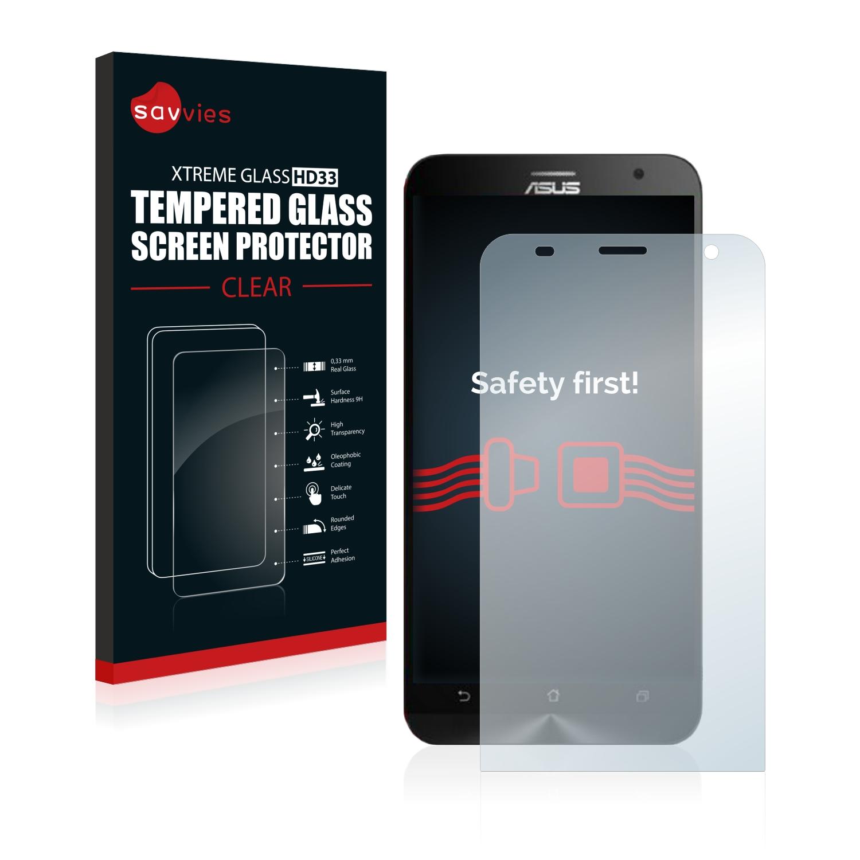 Tvrzené sklo Savvies Xtreme Glass HD33 pro Asus ZenFone 2 Laser ZE550KL
