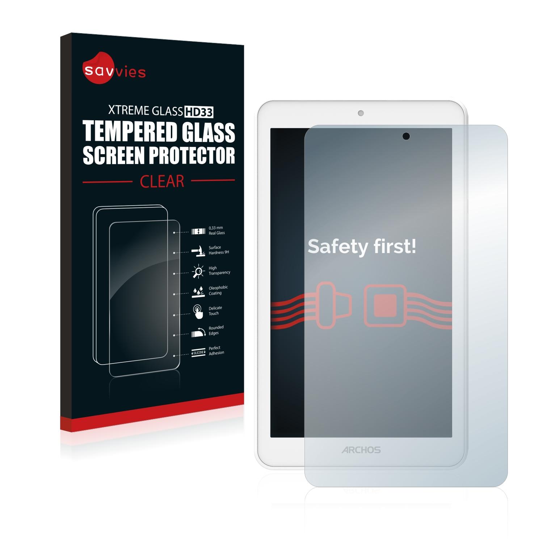 Tvrzené sklo Savvies Xtreme Glass HD33 pro Archos 70 Platinum