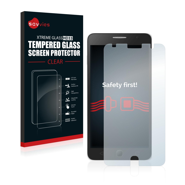 Tvrzené sklo Savvies Xtreme Glass HD33 pro Alcatel One Touch Pop Star