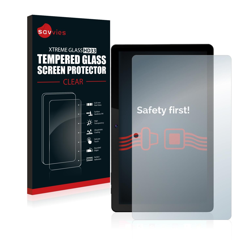 Tvrzené sklo Savvies Xtreme Glass HD33 pro Dragon Touch X10 (10.6)