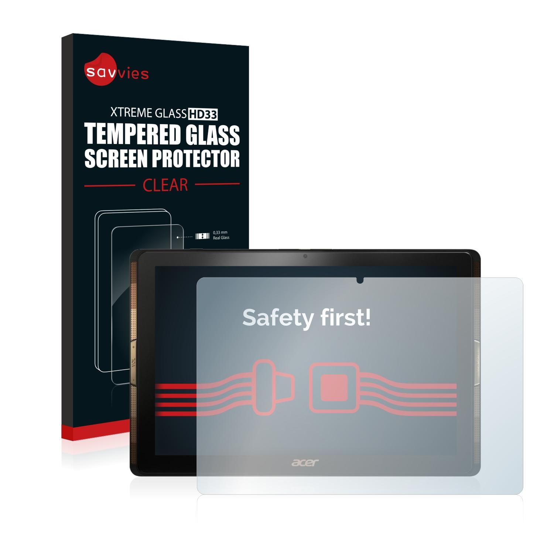 Tvrzené sklo Savvies Xtreme Glass HD33 pro Acer Iconia Tab 10 A3-A40