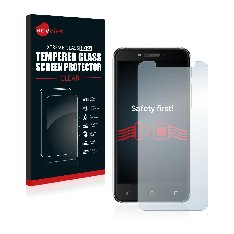 Tvrzené sklo Savvies Xtreme Glass HD33 pro Alcatel Shine Lite 5080X