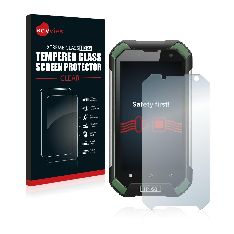 Tvrzené sklo Savvies Xtreme Glass HD33 pro Blackview BV6000s