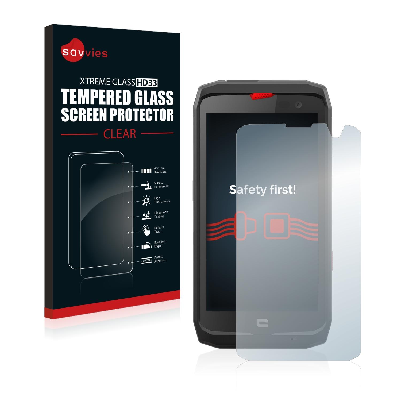Tvrzené sklo Savvies Xtreme Glass HD33 pro Crosscall Action X3