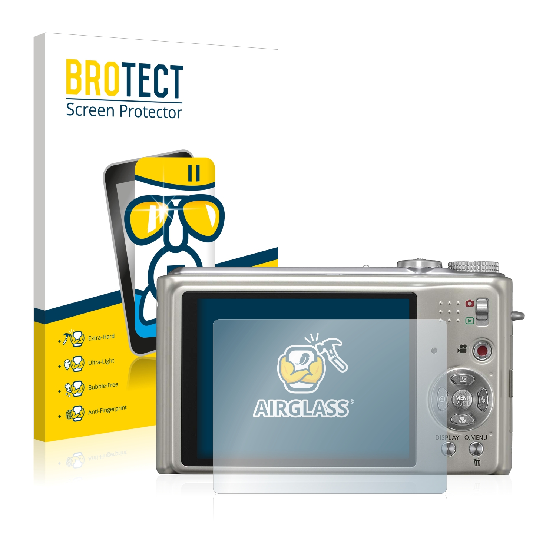 BROTECT AirGlass čirá skleněná fólie pro Panasonic Lumix DMC-TZ7