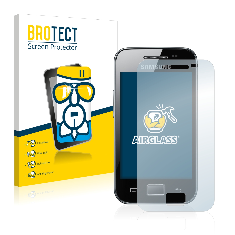 BROTECT AirGlass čirá skleněná fólie pro Samsung Galaxy Ace S5830