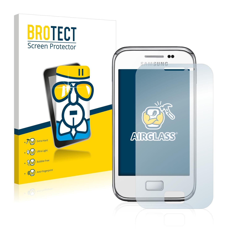 BROTECT AirGlass čirá skleněná fólie pro Samsung Galaxy Ace Plus S7500