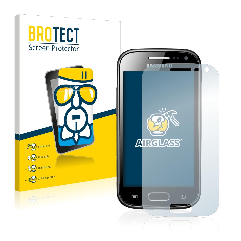 BROTECT AirGlass čirá skleněná fólie pro Samsung Galaxy Ace 2 I8160