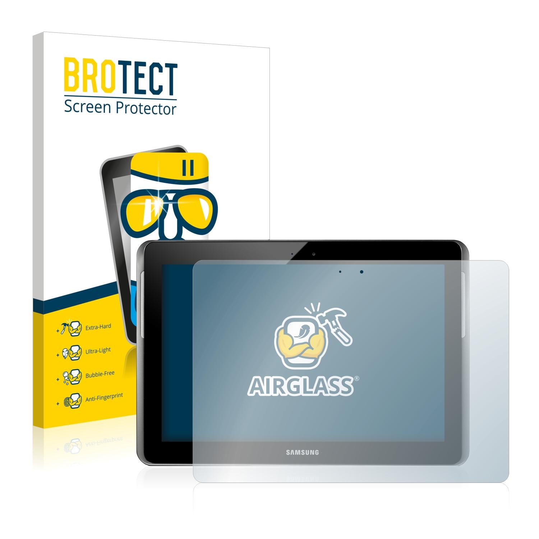 BROTECT AirGlass čirá skleněná fólie pro Samsung Galaxy Tab 2 10.1 P5110