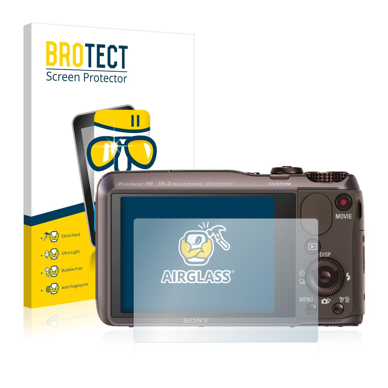 BROTECT AirGlass čirá skleněná fólie pro Sony Cyber-Shot DSC-HX20V