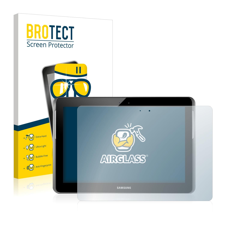 BROTECT AirGlass čirá skleněná fólie pro Samsung Galaxy Tab GT-P5110
