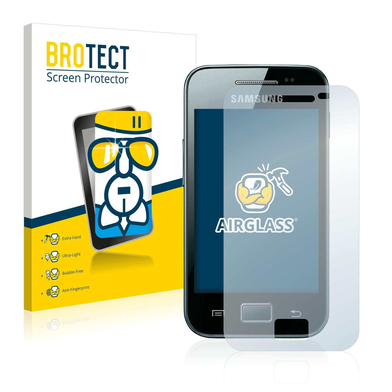 BROTECT AirGlass čirá skleněná fólie pro Samsung Galaxy Ace S5830i